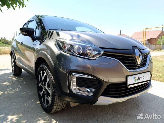 Renault Kaptur, 2017 купить 6