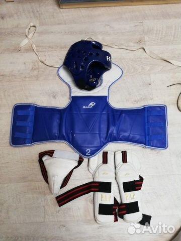 Защита+ форма для тхэквондо  89502822907 купить 2