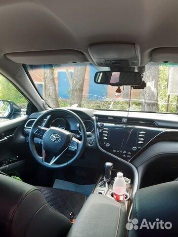 Toyota Camry, 2018 89630239344 купить 7