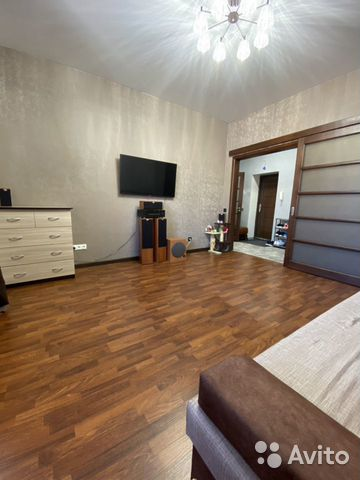 1-к квартира, 46 м², 6/6 эт.  89068741601 купить 3