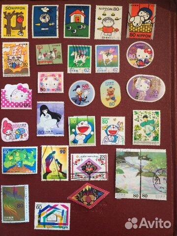 Коллекция марок  купить 8