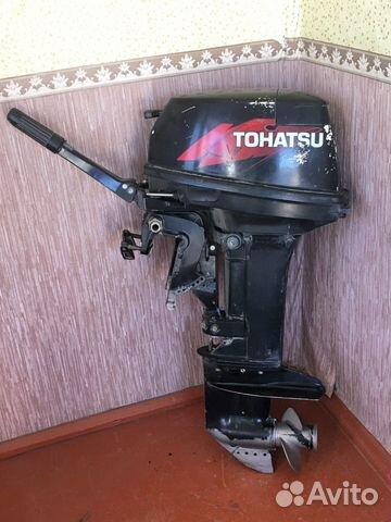 Продам лодочный мотор tohatsu  89286819407 купить 2