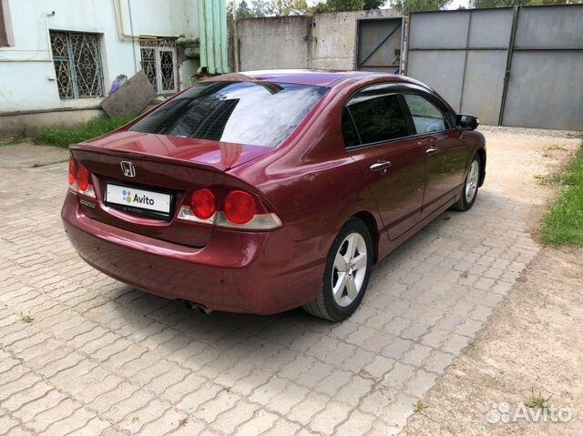 Honda Civic, 2008  89520648140 купить 4
