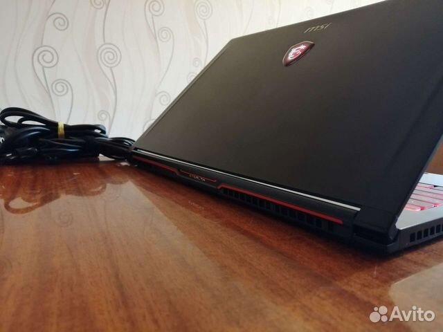 GS63VR 7RF - i7 7700,GTX 1060,16GB, M.2+HDD  89608550441 купить 6