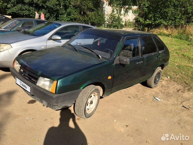 ВАЗ 2109, 1998  купить 2
