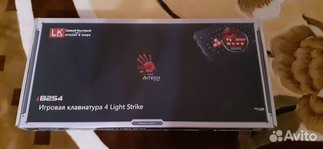 Игровая клавиатура A4Tech Bloody B254  89192473628 купить 3