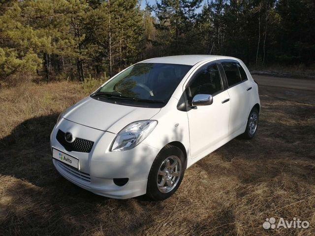 Toyota Vitz, 2005  89644620955 купить 1