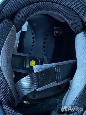 Шлем снегоходный snell M2010 BRP