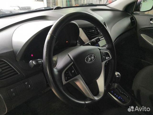 Hyundai Solaris, 2011  89061617491 купить 8
