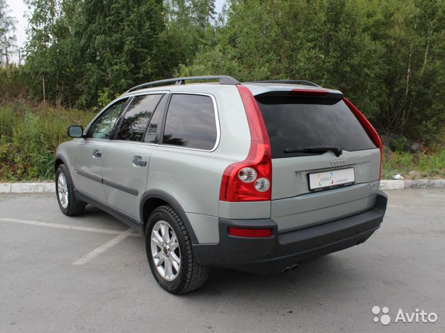 Volvo XC90, 2004  83432716387 купить 9