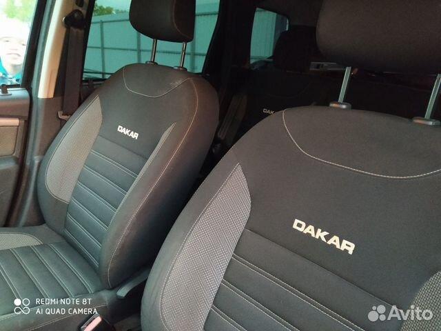 Renault Duster, 2017  89632772815 купить 8