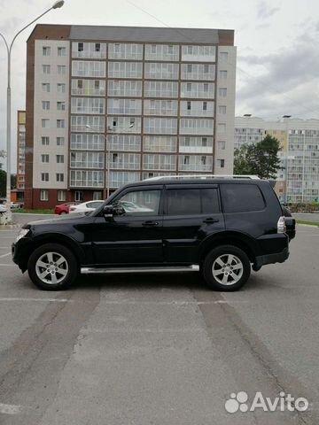 Mitsubishi Pajero, 2007  89627833935 купить 4
