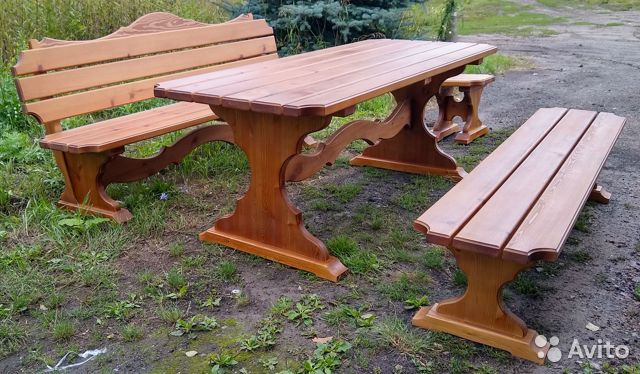Мебель для дома и дачи стол лавка скамейка табурет