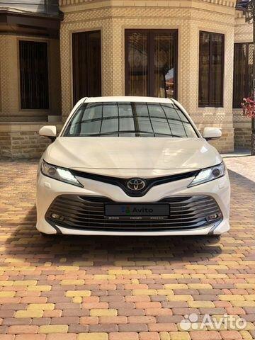 Toyota Camry, 2018  89639843820 купить 1