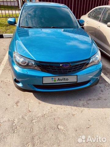 Subaru Impreza, 2007  89612641543 купить 5