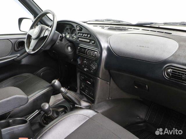 Chevrolet Niva, 2017  84872520037 купить 5