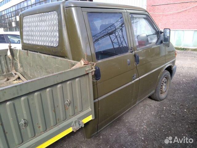 авито авто фольксваген транспортер в москве