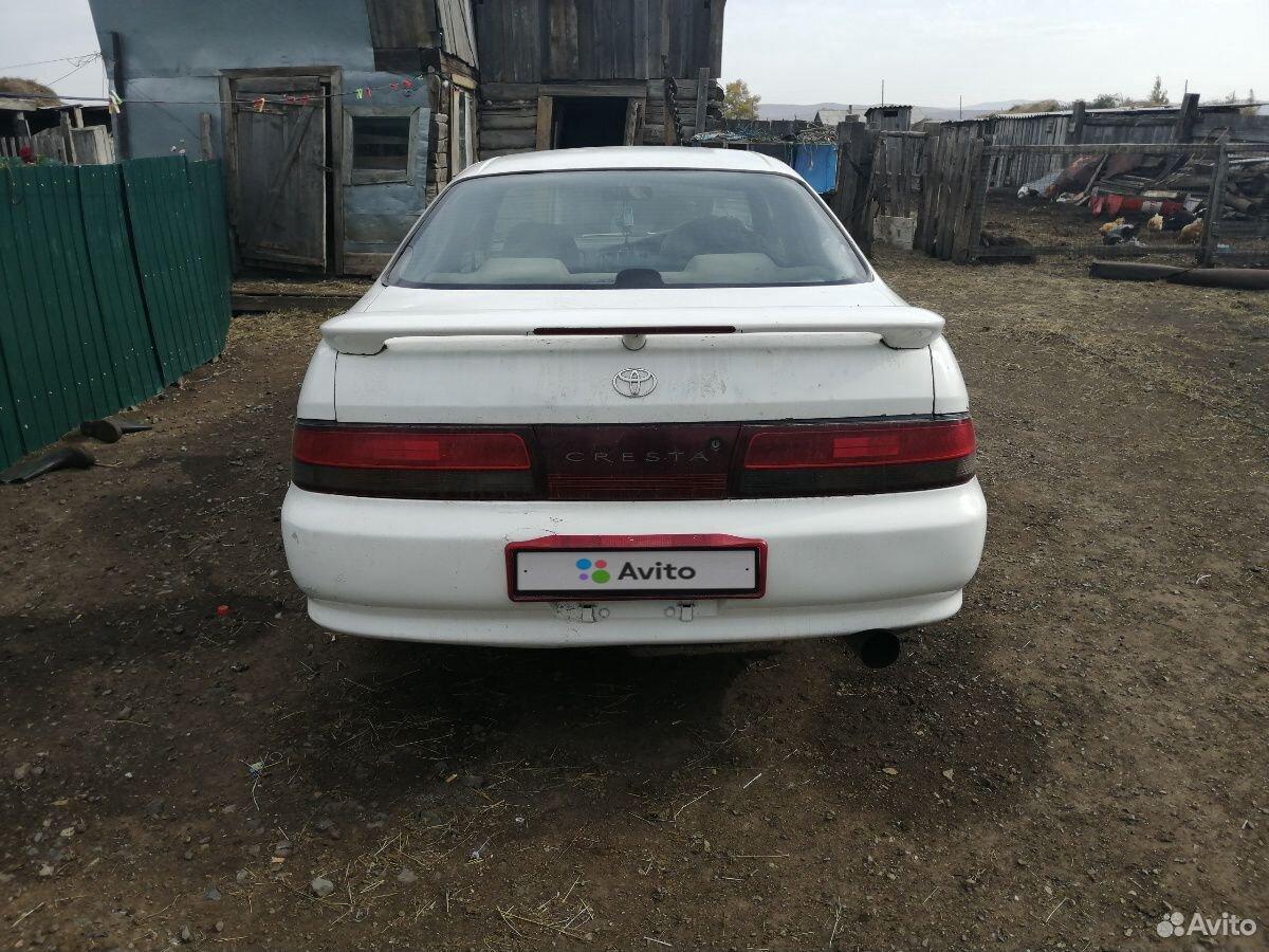 Toyota Cresta, 1993  89644602145 купить 1