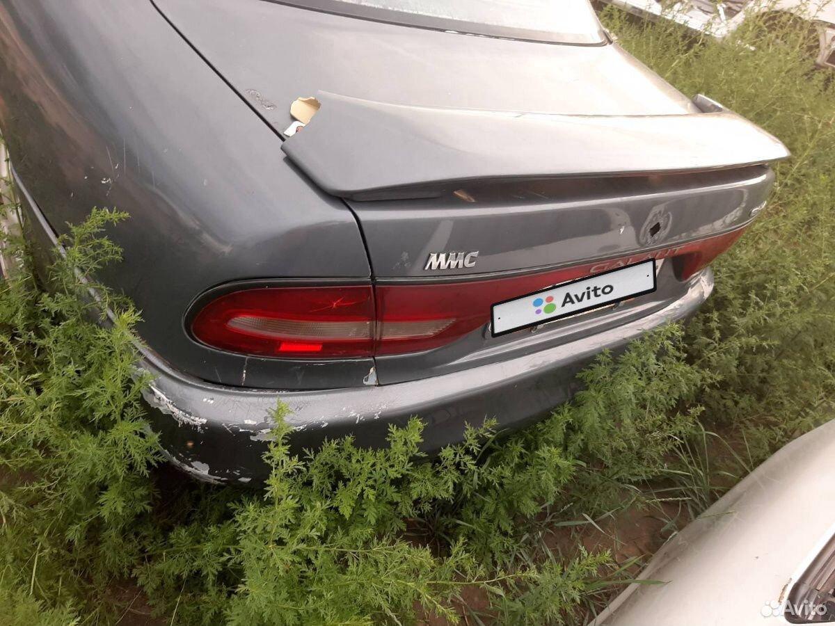 Mitsubishi Galant, 1993  89644639387 купить 4