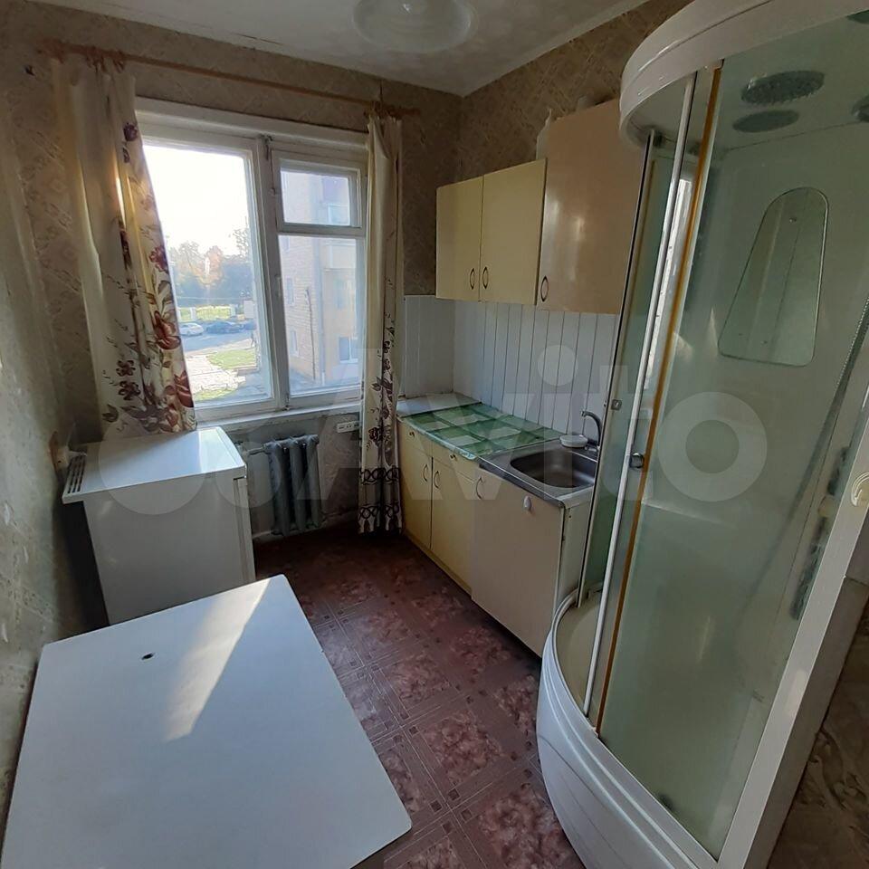 1-к квартира, 24 м², 2/2 эт.  89535278341 купить 6