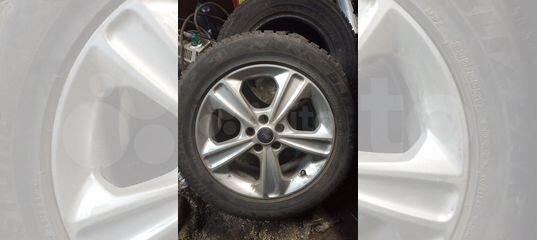 Форд Куга 2 Bridgestone Blizzak Spike-01 235/55R17