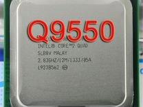 Intel Core 2 Quad Q9550/2.83GHZ / 12M/1333MHz