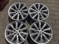 Toyota Оригинальные Диски R18 на SAI camry crown #