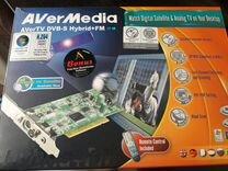 2 тв тюнера (цифровое тв DVB-S)