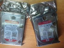 WD Red 2.0 TB (wd20efrx)