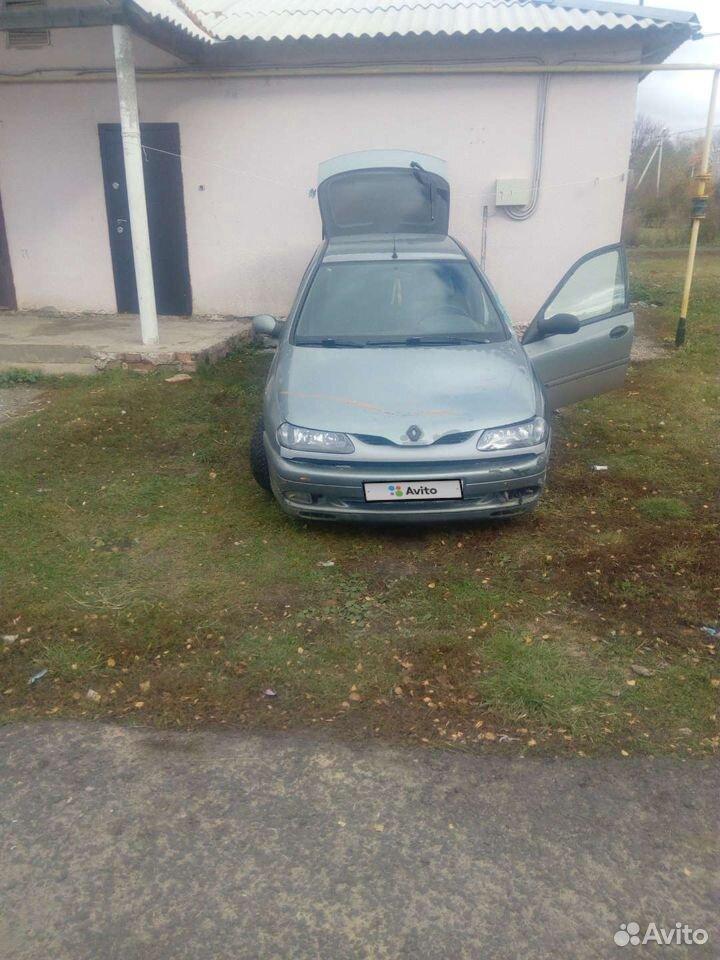 Renault Laguna, 1997  89092363440 купить 1