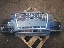 Audi Q5 бампер передний дорестайл S-line