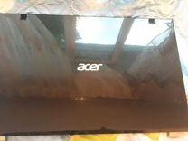 Крышка корпуса Acer aspire v3 571g с рамкой