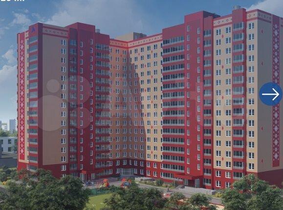 3-к квартира, 94.6 м², 12/16 эт.  89833802644 купить 3