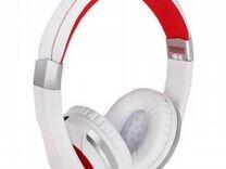 Гарнитура Deppa Prime Line XW-Street White/Red