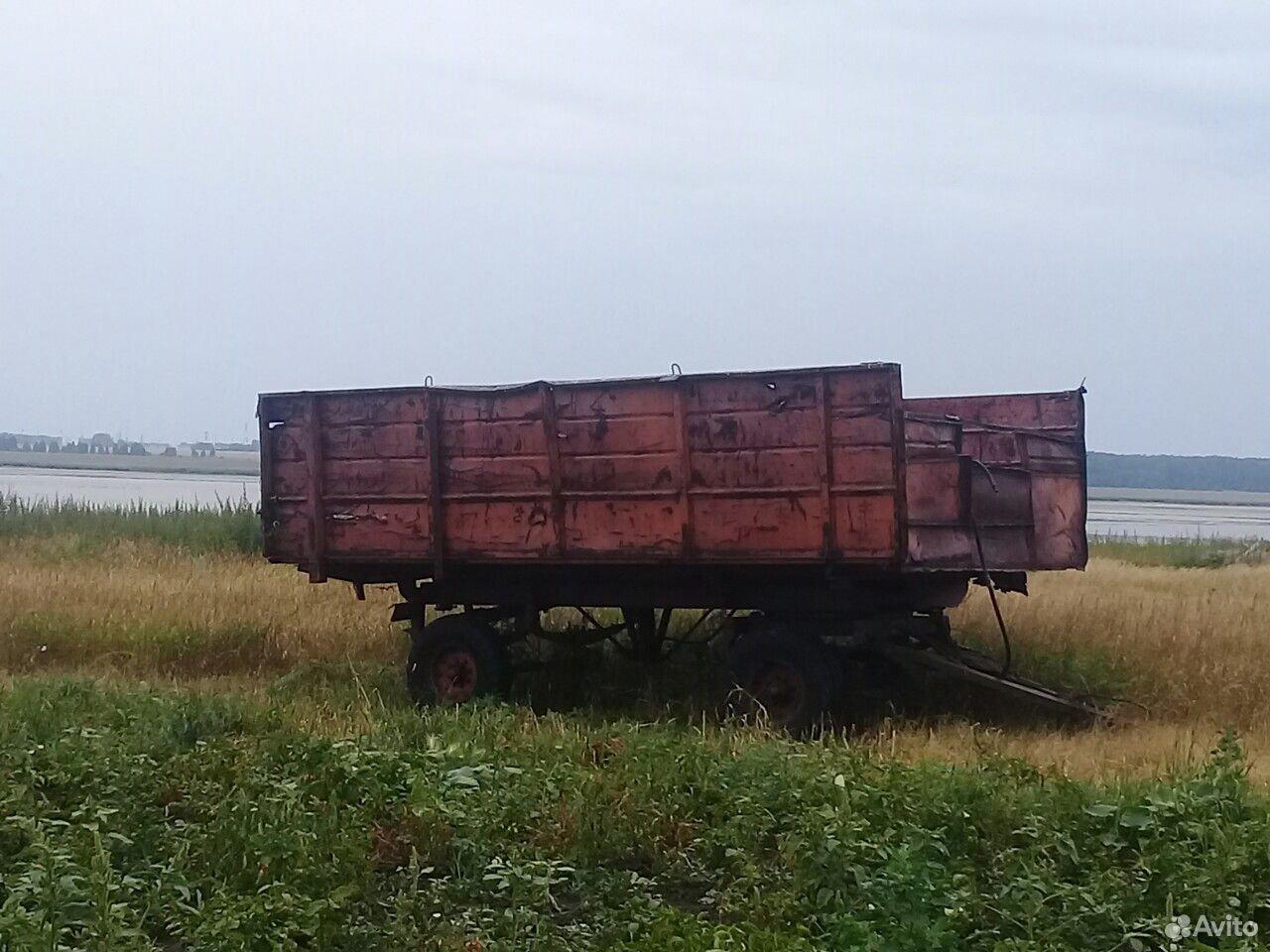 Продам тракторную сенную телегу