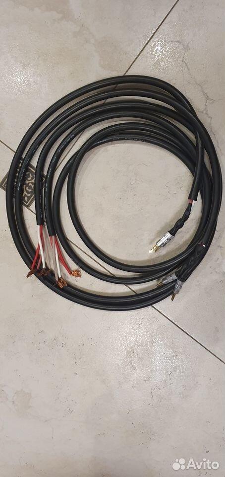 Кабель акустический Pair HI-End Prism Helix 8 1,5м  89198709815 купить 4