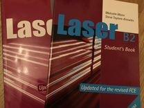 Учебник Laser B2 Student's book + Workbook