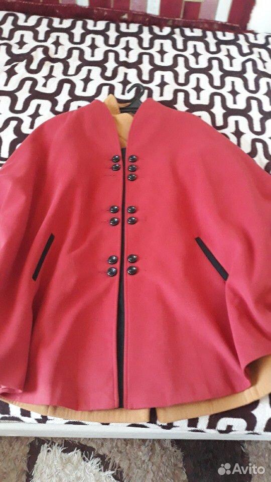 Продам пальто-почти новое.р-р 54-56  89293063006 купить 1