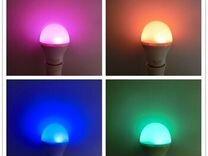 Цветная умная светодиодная лампа новая — Мебель и интерьер в Нижнем Новгороде
