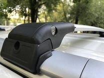 Бесшумный багажник в виде распорки (80кг) +монтаж
