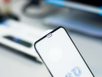 Защитное стекло 3d iPhone XS MAX