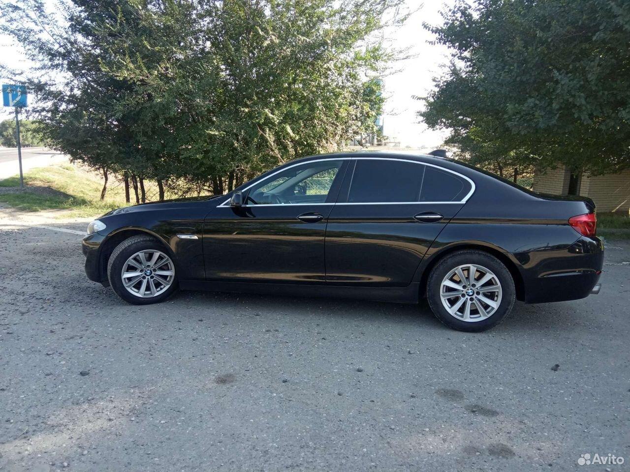 BMW 5 серия, 2013  89898696748 купить 3