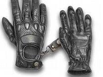 Мото перчатки BY city pilot black