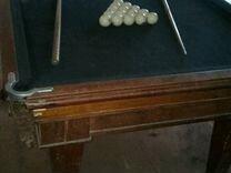 Бильярдный стол (б/у)