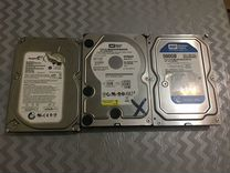 HDD на запчасти