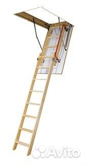 Лестница чердачная smart Plus 60*120/335  89196089926 купить 1