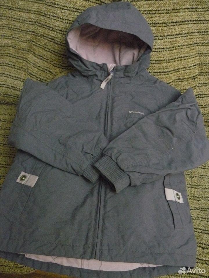 Куртка осенне-весенняя на рост 122-133  89871288618 купить 1