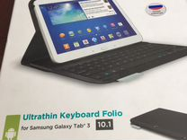 Клавиатура-чехол для планшетов Logitech Keyboard F