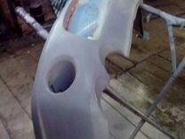 Бампер на Себринг Купе Sebring Coupe 2003-2005