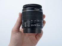 Canon EF-S 18-55mm f/3.5-5.6 is II бу